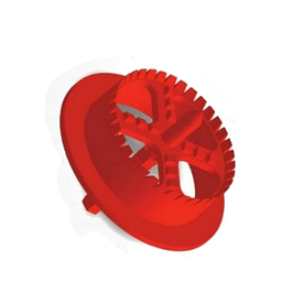 Фреза для заглиблень в пінопласті під заглушку 66,7 мм (Польща)