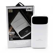 Мобільна зарядка UKC Power Bank Z081 80000mah