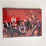 """Набір """"ATEEZ"""": щоденник, пенал, скетчбук, фото 4"""