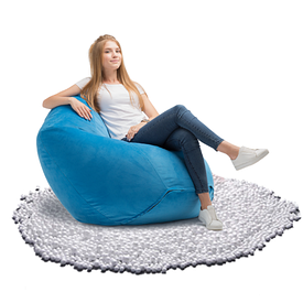 Пінопластові кульки 5мм (1 сорт) Наповнювач для безкаркасних меблів 200л