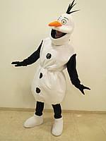 Снеговик Олоф - взрослый карнавальный костюм, фото 1