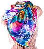 Замечательный женский шелковый двусторонний палантин 173 на 58 см ETERNO (ЭТЕРНО) ES0206-9-29