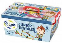 Конструктор детский Gigo Мини зоопарк 7360