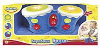 Барабаны Бонго (укр. упаковка). BeBeLino (57032-2)