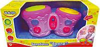 Барабаны Бонго (укр. упаковка). BeBeLino (57032-1)