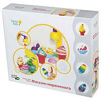 Набор для детского творчества Магазин мороженого TA1035