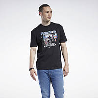 Чоловіча футболка Reebok Classics International (Артикул:GS4184)