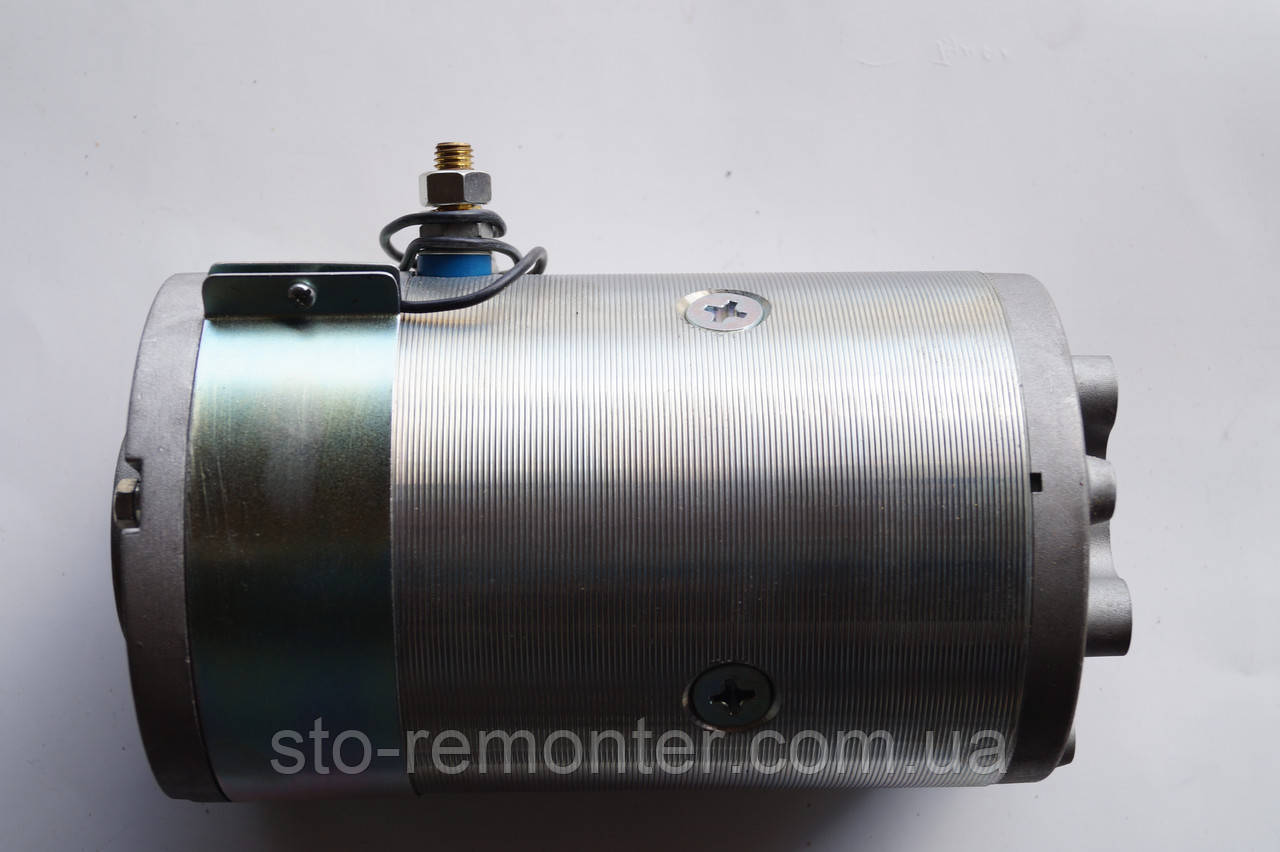 Електродвигун гидроборта 24V - 3 kW ZEPRO