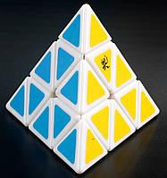 Игрушка-головоломка Dayan Pyraminx white (DYPX24)