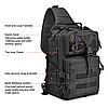 Рюкзак тактичний M04 20 л / Чоловіча сумка через плече, фото 6