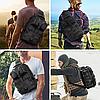 Рюкзак тактичний M04 20 л / Чоловіча сумка через плече, фото 8