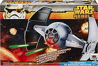 Звездный истребитель Tie, игровой набор Звездные войны, Star Wars, Hasbro (A2174-2)