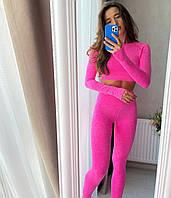 Женский стильный костюм для фитнеса Турция, фото 1