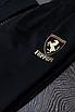 Чорний спортивний костюм чоловічий з капюшоном Puma Ferrari   двухнить, фото 8