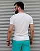 Чоловіча біла футболка Jordan, фото 3