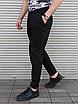 Мужские летние брюки чёрные, фото 8