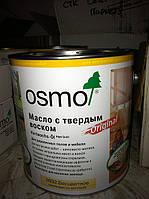 Купить масло с твердым воском Osmo прозрачное