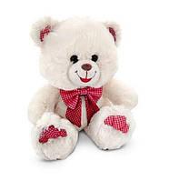 Мягкая игрушка Медведь декоративный светлый малый (музыкальная, 20 см), LAVA (LF1054A)