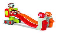Интерактивный автотрек-робот, Push Push Race, Meli Dadi (80013)