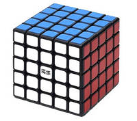 Игрушка-головоломка Кубик 5x5x5 Huachuang black, MoYu (MYHC14)