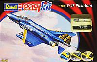 Истребитель (1958г., США) F-4 Phantom, 1:100 - easykit, Revell (6643)