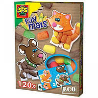 Набор для творчества Забавная кукуруза Домашние животные, SES (24951S)