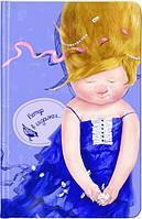 Книга записная Gapchinska в тканевой обложке А5 95 листов (8416-01-A)
