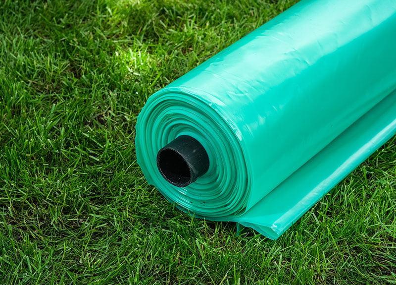 Зеленая 150мкр 6м*50м
