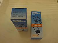 Лампа OSRAM 64642 HLX 150W 24V G6.35