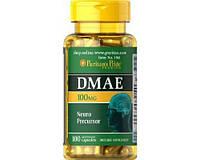 Puritan's Pride DMAE 100 mg 100 капсул