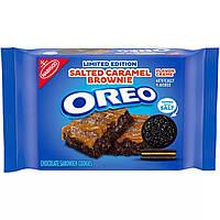 Печенье Oreo Limited Edition Salted Caramel Brownie 345g