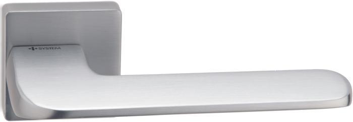 Ручки дверные System Atlas CBM RO11 - матовый хром