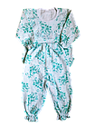 Пижамы детскиедля девочек на байке хлопок размер 56,64.От 4шт по 49грн, фото 2