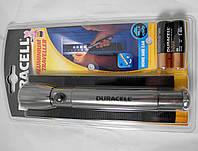 Криптоновый фонарь Duracell Alluminium traveller (запасная криптоновая лампа в комплекте)