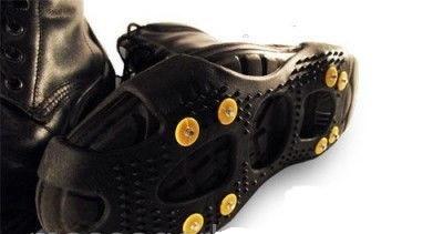 Ледоступы 8 шипов (накладки на обувь) ледоступы купить Киев