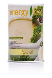 Суп Курка Коктейль Енерджі Дієт Energy Diet HD швидко схуднути корекція ваги дієтичне харчування банку NL