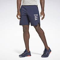 Мужские шорты Reebok Epic Lightweight Graphic (Артикул:GS6580)