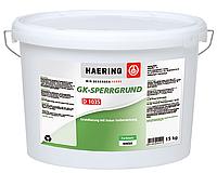 Грунт с кварцевой мукой HAERING GK-SPERRGRUND D1035 для изоляции пятен белый 15кг