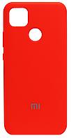 Силикон Xiaomi Redmi 9C neon orange Silicone Case
