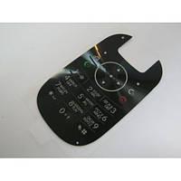 Клавиатура Motorola U9, черная /Кнопки/Клавиши /моторола