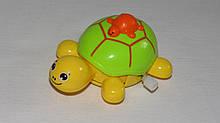 """Заводна іграшка """"Тварини"""" черепаха 6622"""