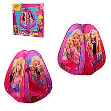 Палатка D-3318 Barbie 80*90*80 см в коробке