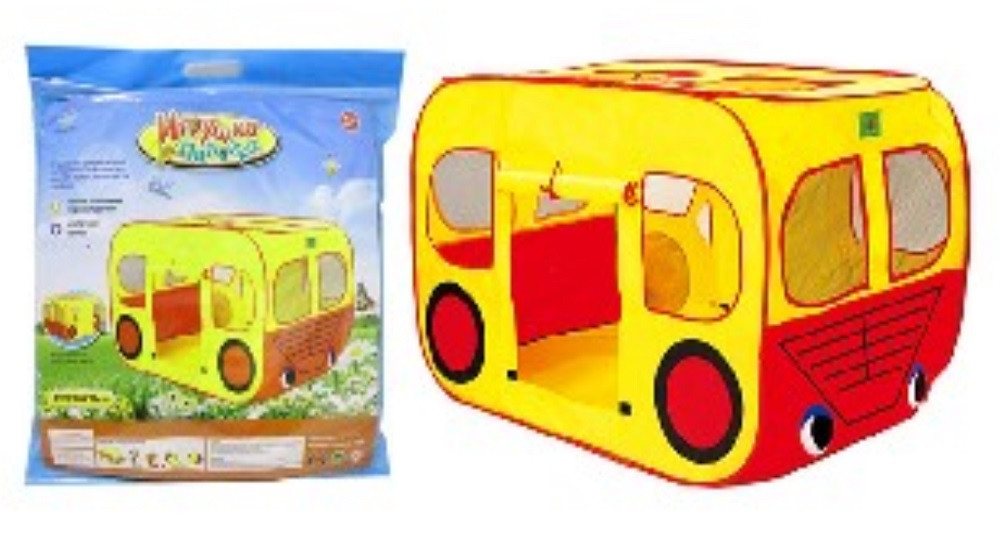"Палатка 8120 ""Автобус"",в пакете"