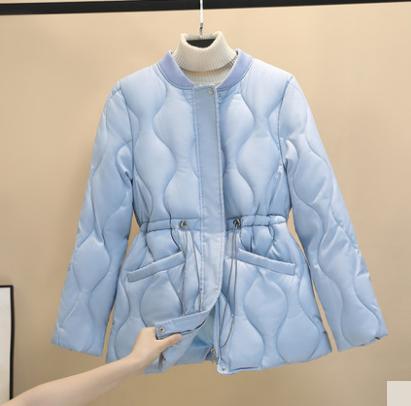 Курточка жіноча на куліске з кишенями