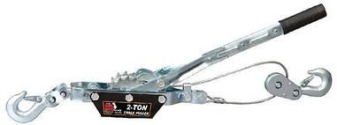 Лебідка ручна важільна 2т TORIN TRK8021
