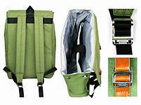 Рюкзак Orlenda Світло-зелений, фото 2