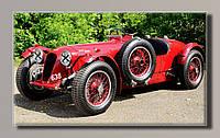 Картина Aston Martin 1939 HAS-228 55*32.5