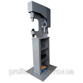 Верстат для клепки гальмівних накладок (заклепочник пневматичний) Airkraft ZPTN0212