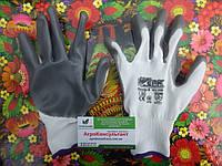 Робочі рукавички Werk M / р. 8 WE2108 з нітриловим покриттям