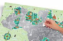 Скретч карта Моя рідна Україна эксклюзивное издание, фото 4